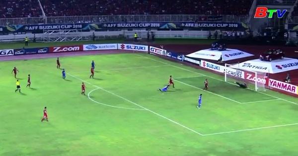 Chung kết lượt đi AFF Suzuki Cup 2016: Indonesia 2-1 Thái Lan