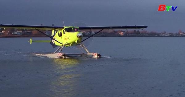 Canada thử nghiệm chuyến bay thương mại hoạt động bằng điện đầu tiên