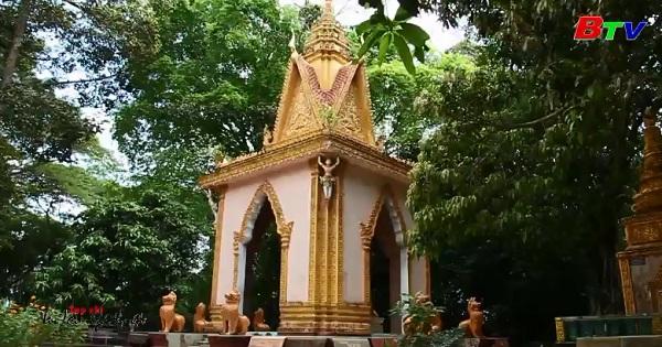 Độc đáo kiến trúc chùa Khơ Me