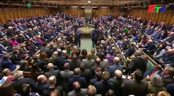 Hạ viện Anh bác bỏ thỏa thuận Brexit của Thủ tướng May