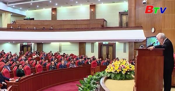 Chuẩn bị tiến hành Đại hội XIII của Đảng