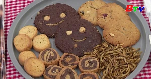 EU phê duyệt thực phẩm côn trùng đầu tiên