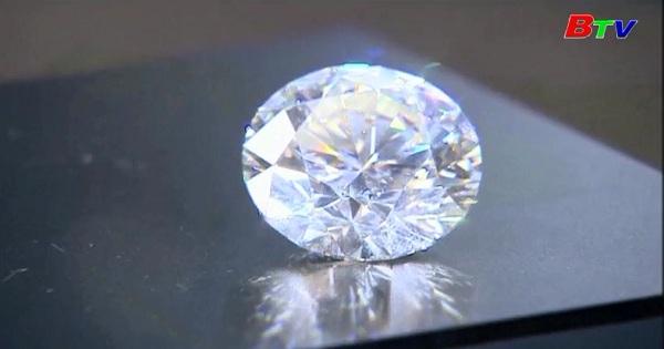 Nhộn nhịp tuần lễ kim cương tại Israel
