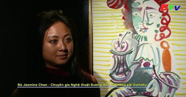 Sotheby tổ chức triển lãm nghệ thuật của danh họa  Picasso  và Condo