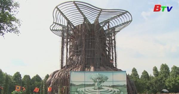 Hồn Việt - Công trình tâm linh tưởng nhớ Vua Hùng