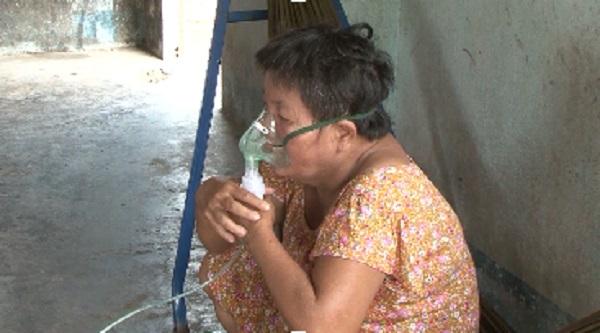 San Sẻ Yêu Thương - Hoàn cảnh bà Phạm Thị Phượng (sinh năm 1965, Tương Bình Hiệp, TP.TDM, Bình Dương)
