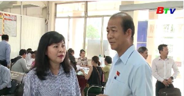 Cải cách thủ tục hành chính tại thị xã Thuận An nhiều chuyển biến tích cực