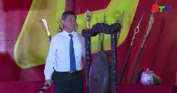 Lễ giỗ tổ Hùng Vương tại Bình Dương