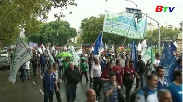 Argentina chính thức rút lui khỏi Liên minh các quốc gia Nam Mỹ