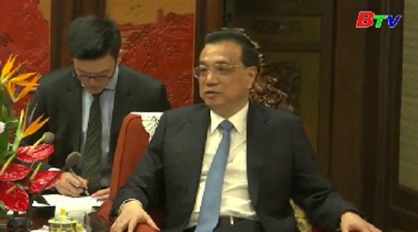 Trung Quốc và Nhật Bản trao đổi thúc đẩy quan hệ song phương