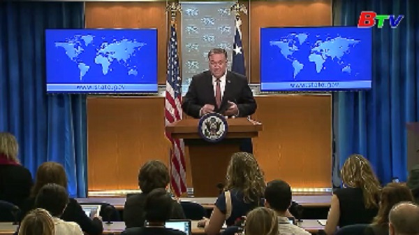 Mỹ chính thức đưa Lực lượng Vệ binh Cách mạng Hồi giáo Iran vào danh sách tổ chức khủng bố