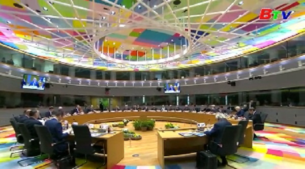EU kêu gọi nối lại đàm phán hòa bình Israel-Palestine