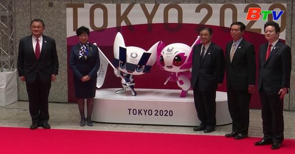 Nhật Bản công bố Linh vật Thế vận hội Olympic Tokyo 2020