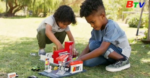 Xe hơi đồ chơi mới của Matchbox truyền cảm hứng bảo vệ môi trường cho trẻ em