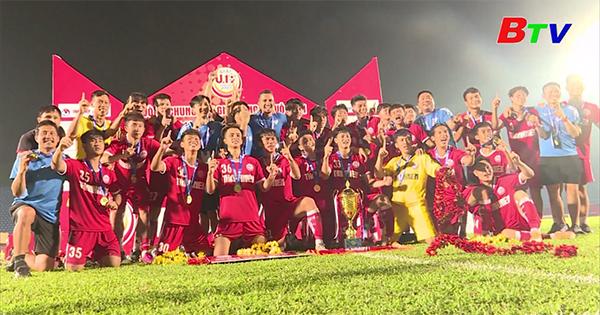 Khép lại Vòng chung kết U19 Quốc gia 2021 với nhiều thắng lợi