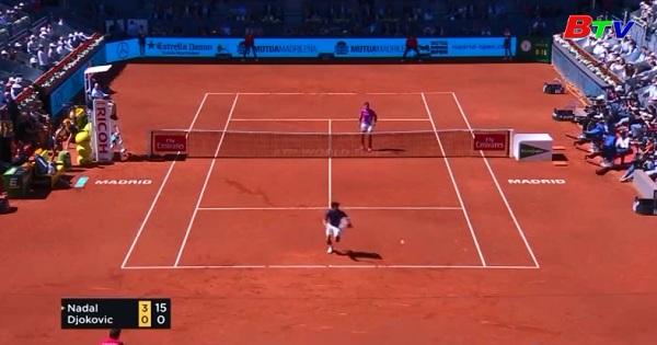 Bán kết mở rộng 2017 - Nadal đánh bại Djokovic sau 3 năm