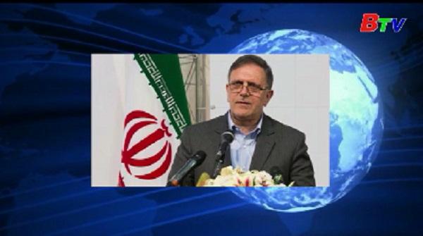 Mỹ công bố các lệnh trừng phạt mới với Iran