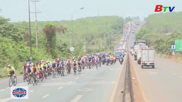 Giải Xe đạp Truyền hình Bình Dương mở rộng lần thứ VI năm 2019 Cúp Tôn Đại Thiên Lộc: Giải đua lan tỏa phong trào xe đạp