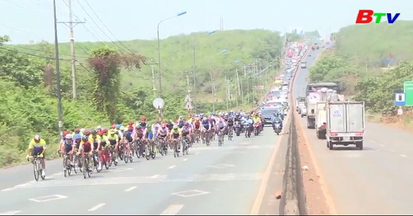 Giải xe đạp Truyền hình Bình Dương mở rộng lần VI  năm 2019  Cúp Tôn Đại Thiên Lộc - Thông tin trước chặng 3