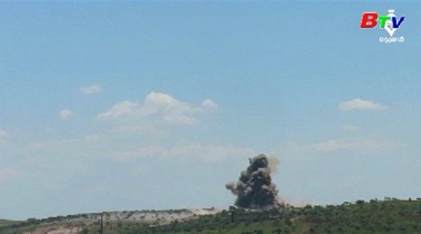 Nga-Thổ Nhĩ Kỳ nhất trí phối hợp giảm căng thẳng tại Tây Bắc Syria