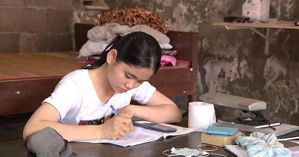 Thắp sáng ước mơ xanh - Em Đào Phương Anh, lớp 10A5, trường THPT Phan Bội Châu, Tp.Phan Thiết, Bình Thuận