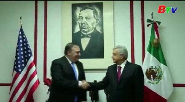 Mexico đề xuất xây dựng quan hệ với Mỹ dựa trên sự tôn trọng lẫn nhau