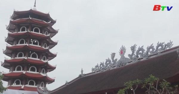 Khánh thành đền thờ Ngã ba Đồng Lộc tỉnh Hà Tĩnh