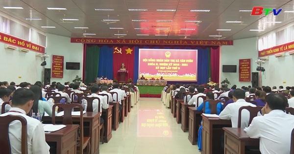 HĐND Thị xã Tân Uyên khóa II tổ chức kỳ họp lần thứ 9