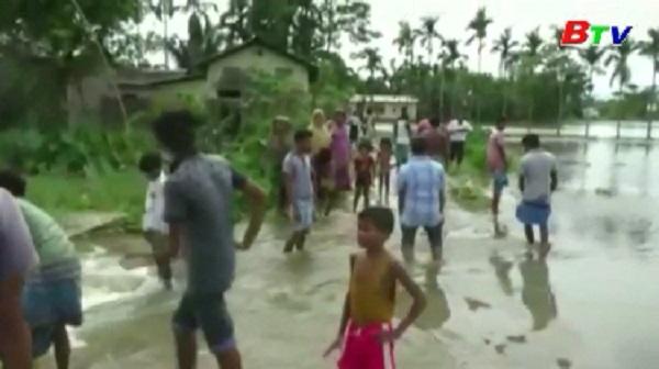Lũ lụt hoành hành tại khu vực Nam Á và Đông Nam Á
