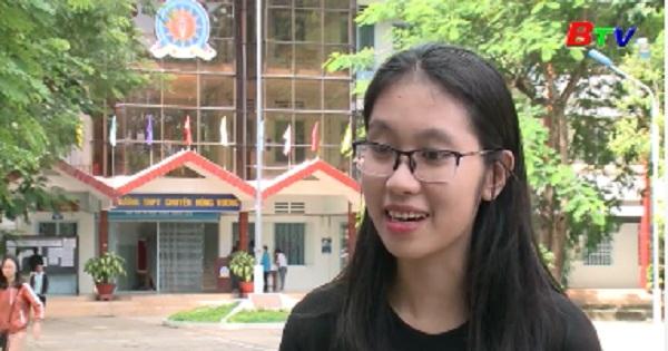 Những học sinh xuất sắc của ngôi trường mang tên Quốc Tổ