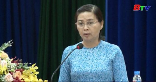 Kỳ họp lần thứ 11 - HĐND Thành phố Thủ Dầu Một khóa XI