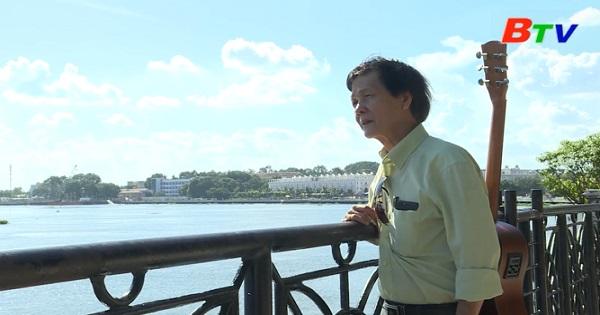 Làng nghệ sĩ - Nhạc sĩ Phạm Minh Thuận với niềm đam mê không dứt