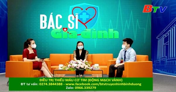 Điều trị thiếu máu cơ tim (Phát lại trực tiếp Bác sĩ gia đình ngày 16/7/2021)