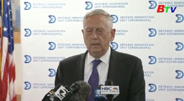 Mỹ cảnh báo chiến tranh nếu Triều Tiên bắn tên lửa
