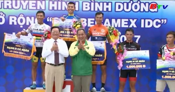 Chương trình số 1|| Đường đến chặng 3 Giải Đua xe đạp Truyền hình Bình Dương, Cúp Becamex IDC lần IV/2017
