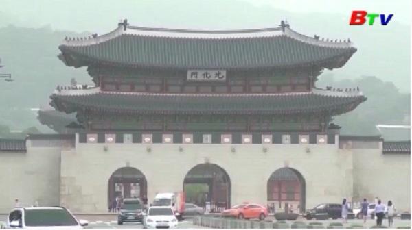 Hàn Quốc, Triều Tiên khôi phục đường dây liên lạc quân sự phía Đông