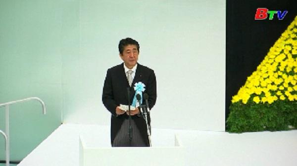 Nhật hoàng 'hối tiếc sâu sắc' về cuộc chiến của Nhật Bản trong quá khứ