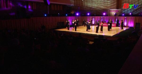 Sôi động Giải vô địch Tango thế giới
