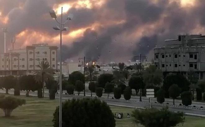 Nhà máy dầu của Arab Saudi bị tấn công