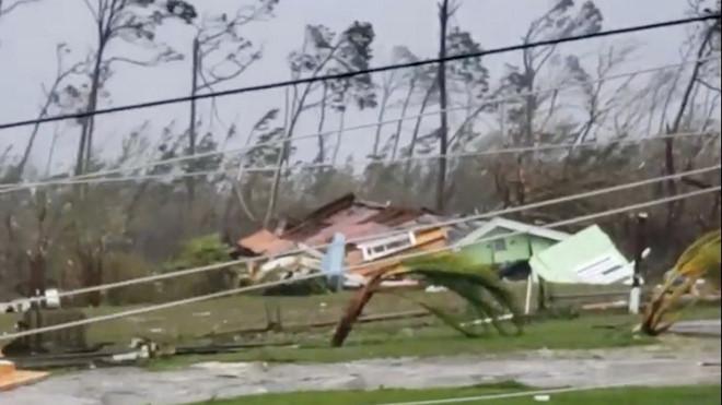 Bahamas đón trận bão mới