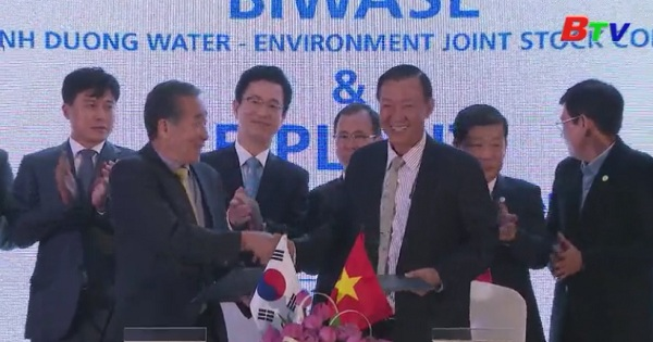Bình Dương mở rộng quan hệ hợp tác quốc tế