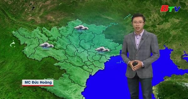 Bản tin Thời tiết (Ngày 15/10/2019)