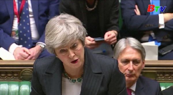 Chính trường Anh tiếp tục chia rẽ về vấn đề Brexit
