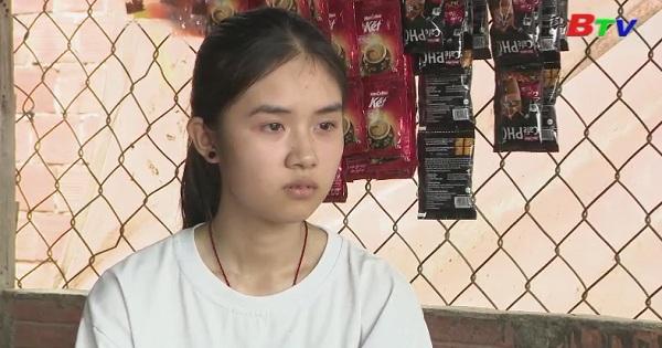 Thắp sáng ước mơ xanh - Em Đặng Thị Mỹ Lan, THPT Hùng Vương, huyện Đơn Dương, Lâm Đồng
