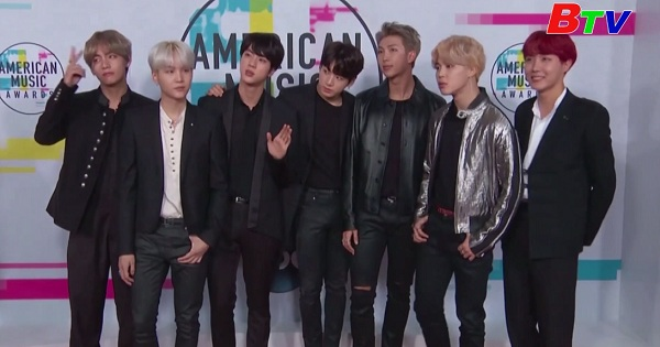 Ban nhạc BTS sẽ trình diễn trong chương trình Chào năm mới ở thu đô Seoul