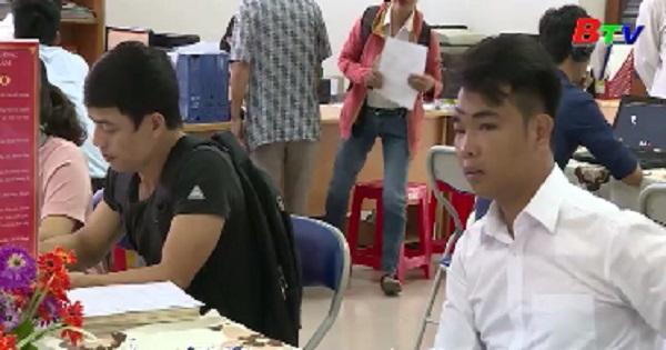 Bình Dương tư vấn việc làm cho gần 135.000 lao động