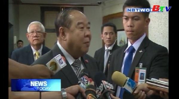 Chính phủ Thái Lan yêu cầu ký thỏa thuận thúc đẩy hòa giải