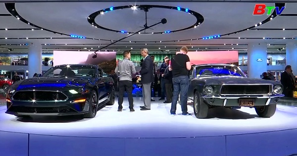 Triển lãm ô tô quốc tế Bắc Mỹ