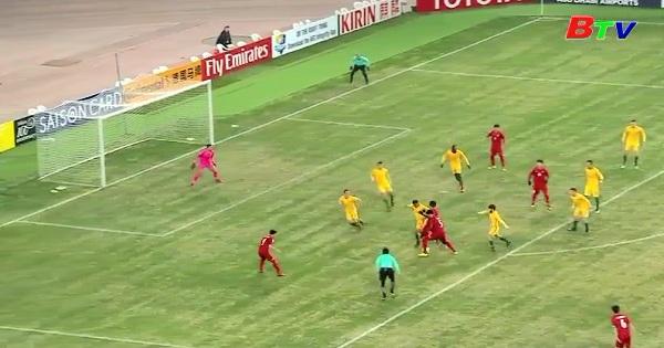 U23 Việt Nam quyết tâm cao trước trận gặp U23 Syria