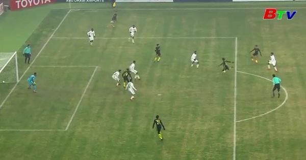 U23 Malaysia vào tứ kết U23 Châu Á 2018